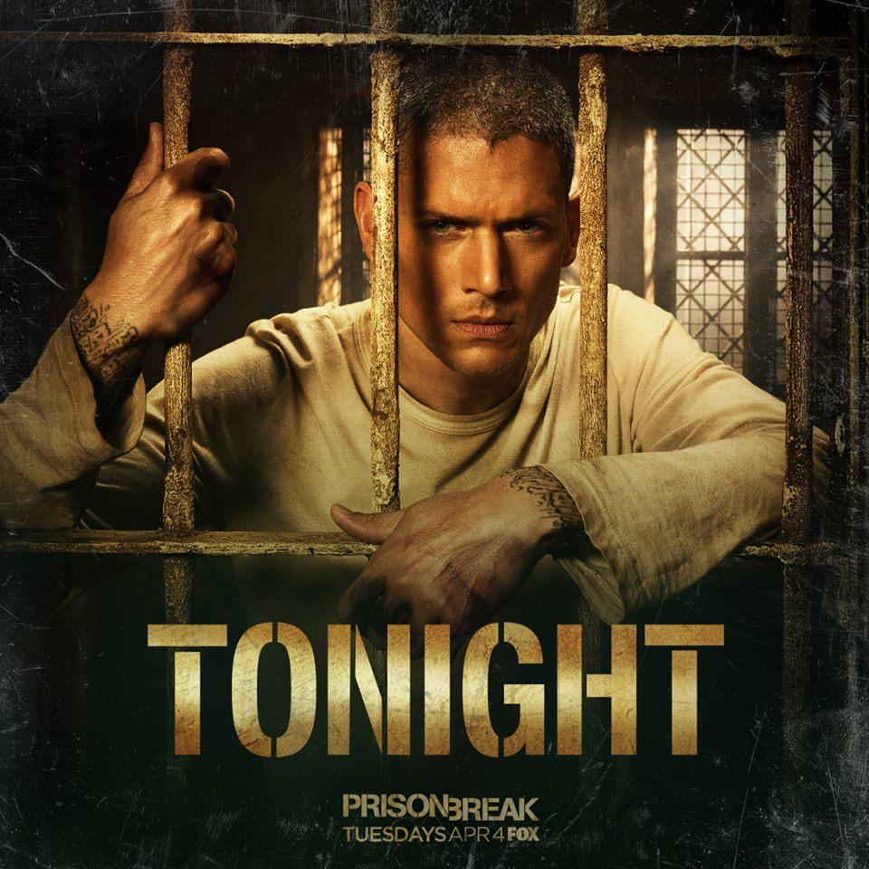 Prison Break: ecco i primi 5 minuti della première!
