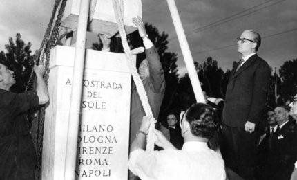 La prima pietra dell'Autostrada del Sole – La strage del Turchino – Arrestata Sophia Loren