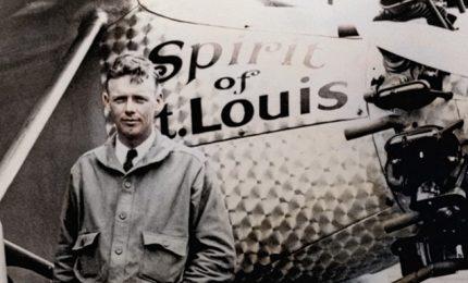 Il volo di Charles Lindbergh – Il brevetto dei blue-jeans – Arrestato Giovanni Brusca