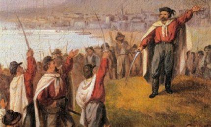 Le camicie rosse sbarcano a Marsala – L'uccisione di Salvatore Inzerillo – L'ultima puntata di Dynasty