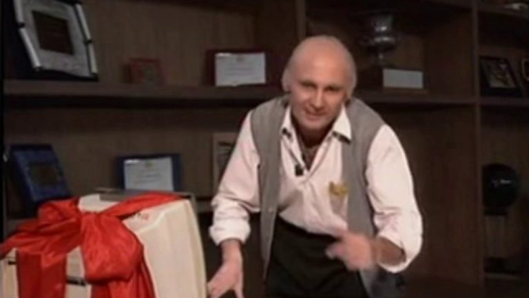 Francesco Paolantoni, nonno virtuale