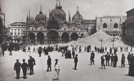 Crolla il Campanile di San Marco