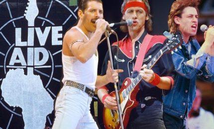 Riviviamo il Live Aid
