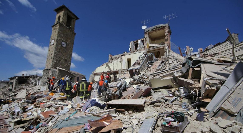 Il terremoto nel cuore dell'Italia – Il secondo Sacco di Roma – I kamikaze ceceni sugli aerei russi