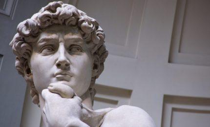 Inaugurato il David di Michelangelo