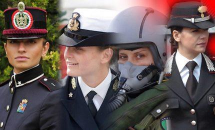 Le donne italiane entrano nelle Forze Armate – L'attacco di Nixon alla Giustizia – La fine di Gheddafi