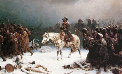 Napoleone e la Ritirata di Russia – Madrid e Barcellona unite – Il primo Blockbuster