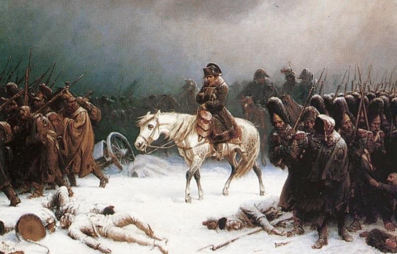 Napoleone e la Ritirata di Russia