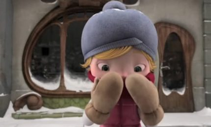 """""""Alma"""" cortometraggio animato"""