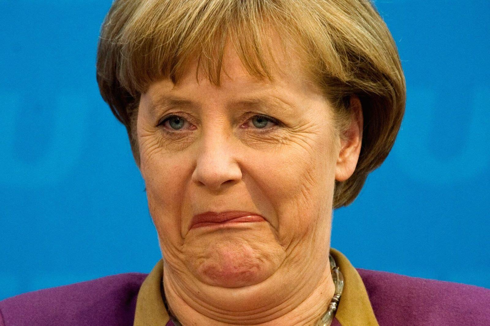 La Cancelliera Angela Merkel
