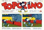 Il primo numero di Topolino – Iniziano le invasioni barbariche – La fine dei Beatles