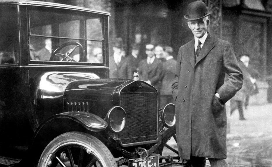 Henry Ford e le 8 ore lavorative – La Rivolta Spartachista a Berlino – Inizia la Primavera di Praga