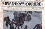 Il primo numero de La Domenica del Corriere – I Quattordici Punti del Presidente Wilson – L'assassinio di Beppe Alfano