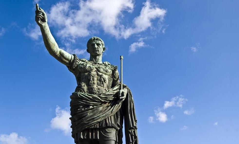 Nasce l'Impero Romano