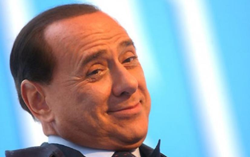 La discesa in campo di Berlusconi