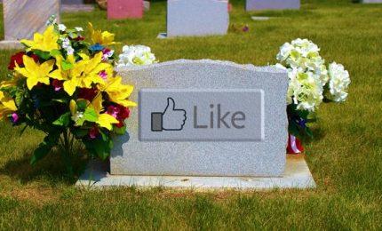 Facebook, il più grande cimitero del mondo