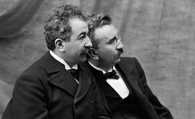 Il brevetto dei fratelli Lumière