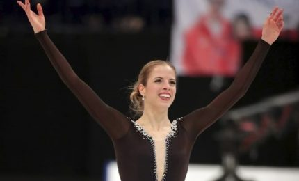 All'ultimo respiro: Carolina Kostner