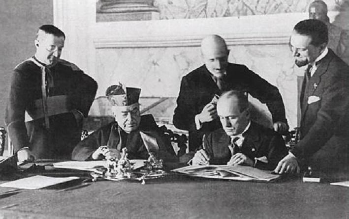 La firma dei Patti Lateranensi – D'Annunzio e la Beffa di Buccari – La fine dell'Apartheid