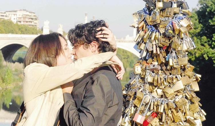 Il Ponte Milvio e la festa degli innamorati
