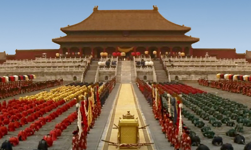 L'ultimo imperatore della Cina – La ferocia di Bloody Mary – Soraya, la principessa triste