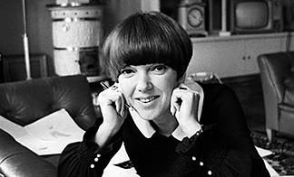 Mary Quant, inventrice della minigonna