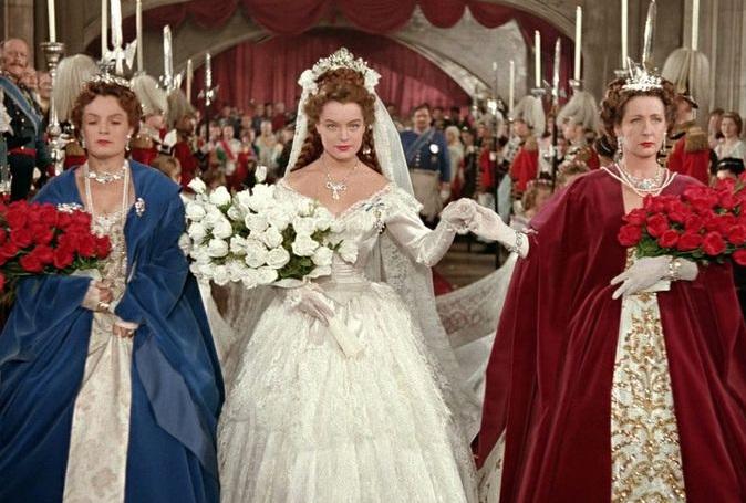 Le nozze della Principessa Sissi