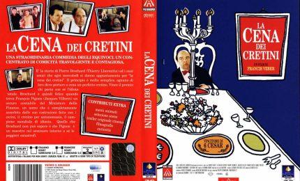 """""""La cena dei cretini"""" di Francis Veber"""