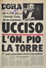 L'omicidio di Pio La Torre
