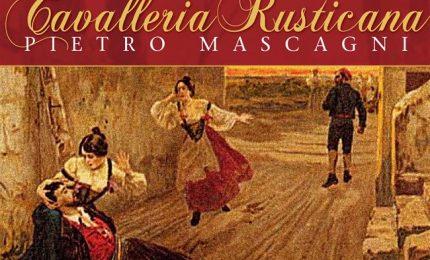"""Debutta la """"Cavalleria rusticana"""""""