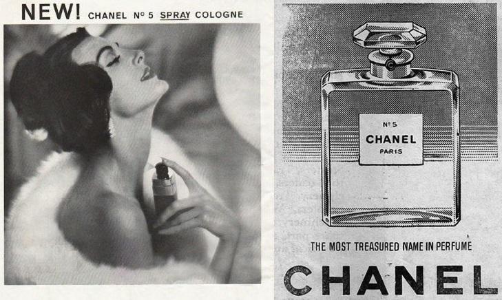 Semplicemente, Chanel Nº 5