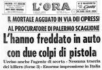L'assassinio di Pietro Scaglione