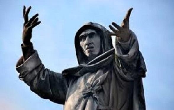 Savonarola al rogo
