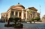 L'inaugurazione del Teatro Massimo