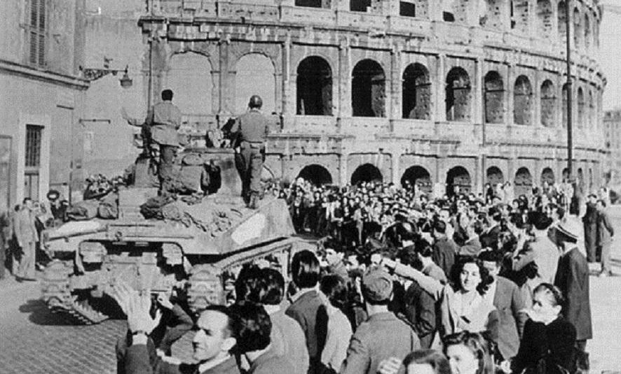 La liberazione di Roma – La battaglia di Magenta – Scoppia lo scandalo Mafia Capitale