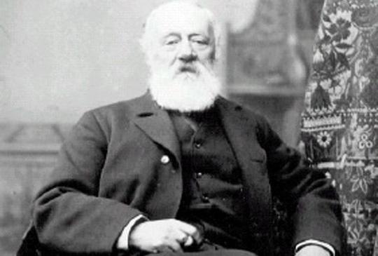 Meucci, l'inventore defraudato