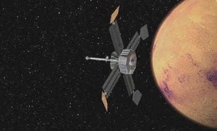 La prima sonda su Marte