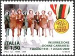 Le donne di Carrara contro i nazisti
