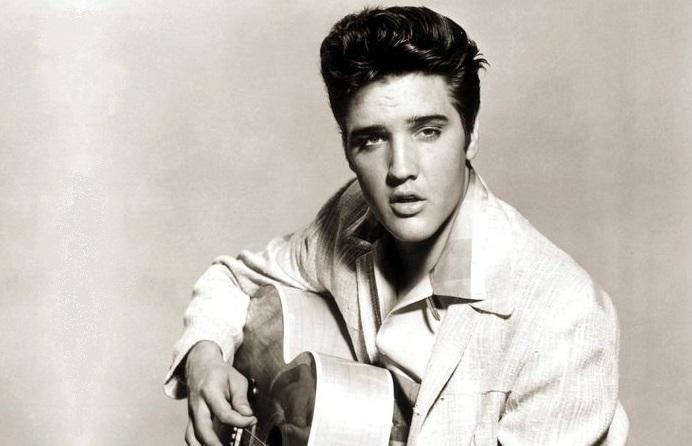 La prima registrazione di Elvis