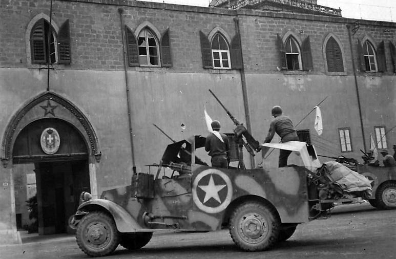 La liberazione di Palermo – La prima gara automobilistica – L'ascesa di Deng Xiaoping