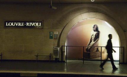 L'inaugurazione della Metro di Parigi