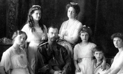 La morte dello Zar Nicola II