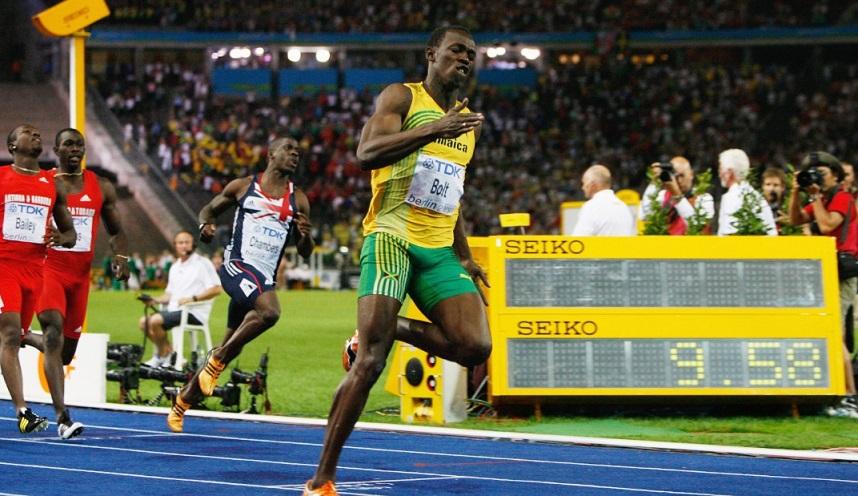 Il record di Usain Bolt – L'insurrezione lucana – Il primo cartone animato sonoro a colori