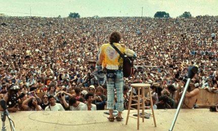 Woodstock, tre giorni di pace e musica rock