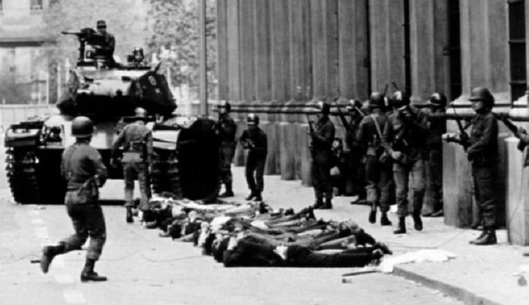Il golpe cileno di Pinochet – Rivelato l'Archivio Mitrokhin – Gli attentati alle Torri Gemelle