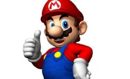 Il lancio di Super Mario Bros