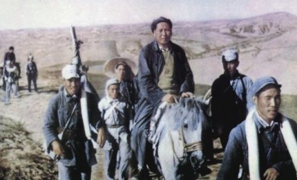 La Lunga Marcia di Mao