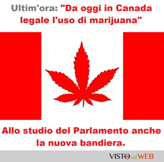 Canapa in Canada