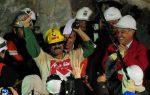 Il salvataggio dei minatori cileni