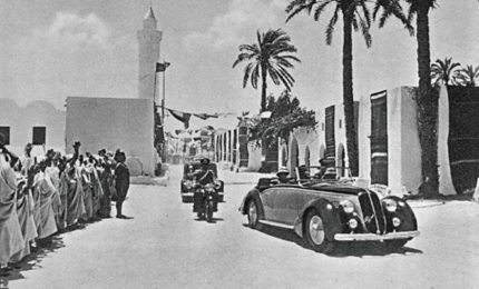 La Libia diventa italiana
